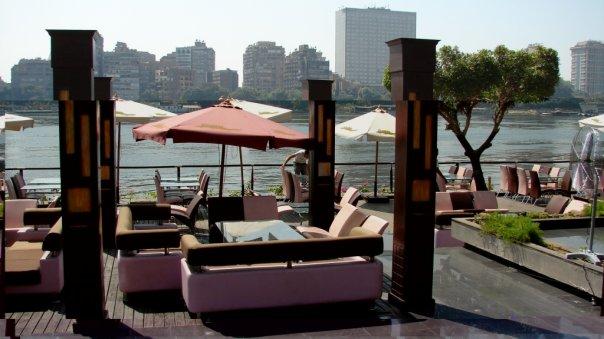 جولة فى كافية كوى المنيل Quay Cafe Cairo - منتدى رحلات مصر